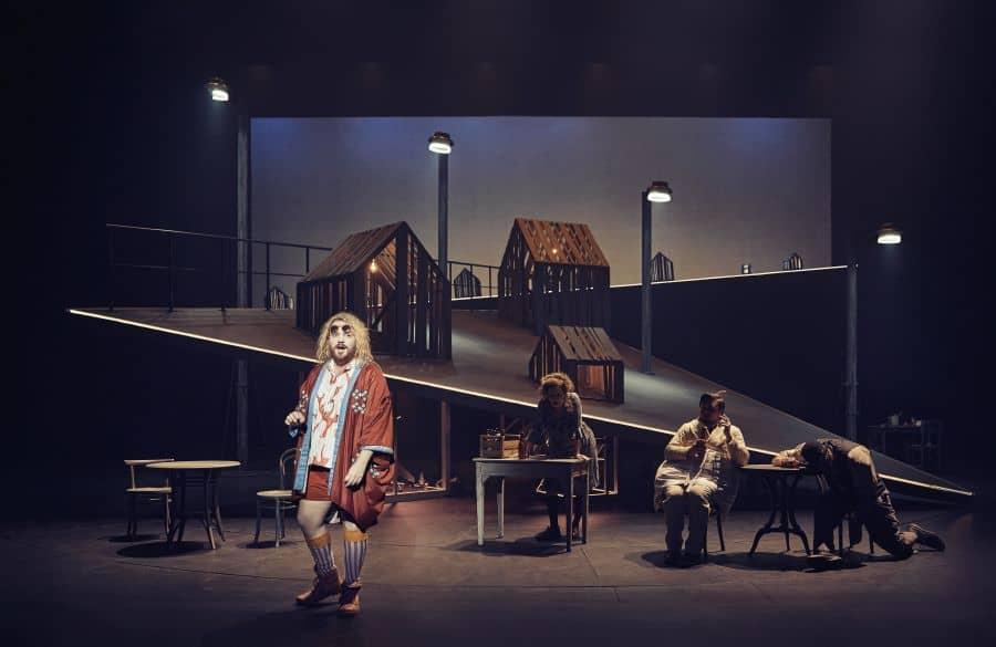 Ebberød Bank 2.0 på Det Kongelige Teater.