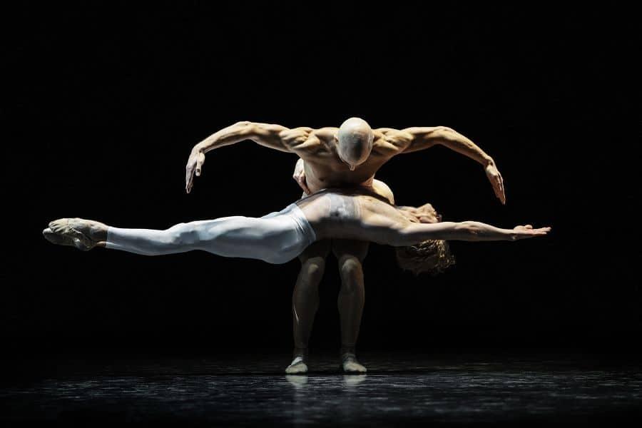 Mahlers 3. Symfoni. Ballet på Det Kongelige Teater.