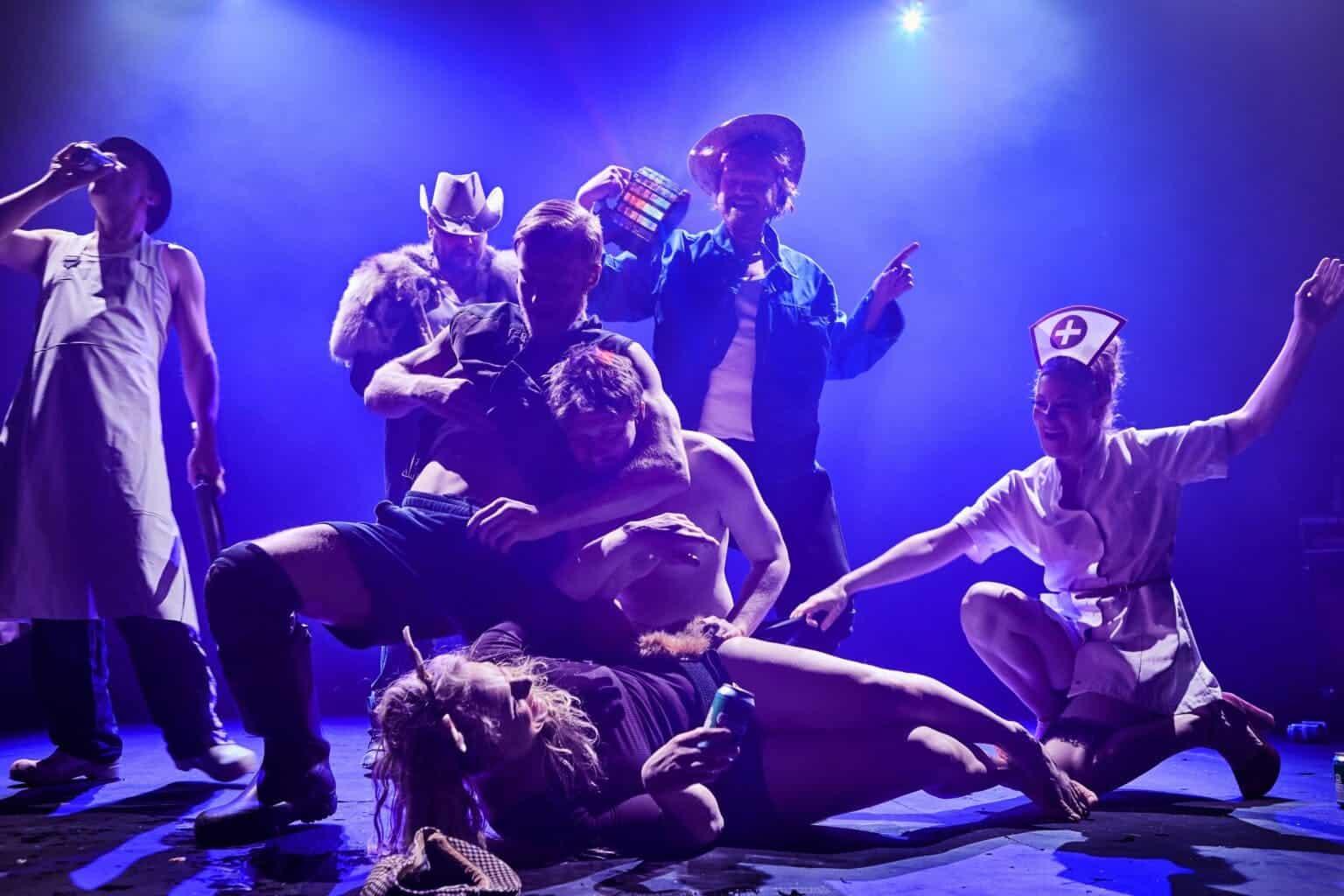 Kød på Lille Scene, Aalborg Teater.