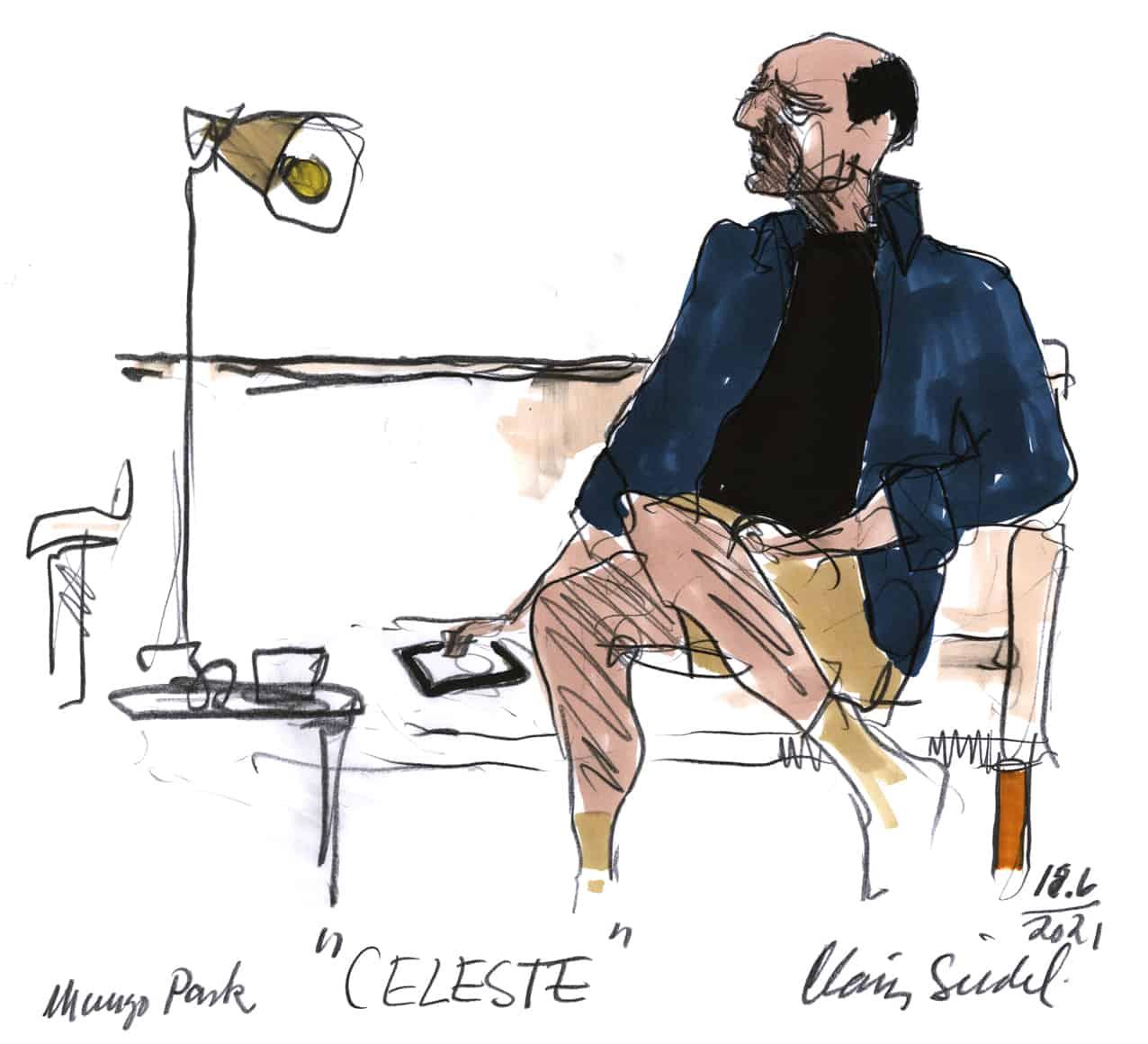 Celeste – en hurtigproduktion på Mungo Park.