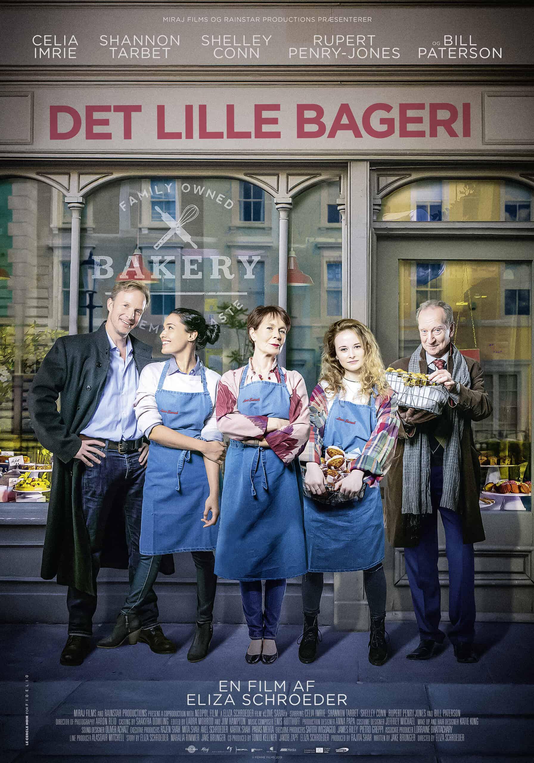 Det Lille Bageri.