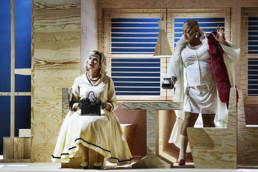 Begærets mysterier –  ny opera med kendt musik på Det Kongelige Teater.