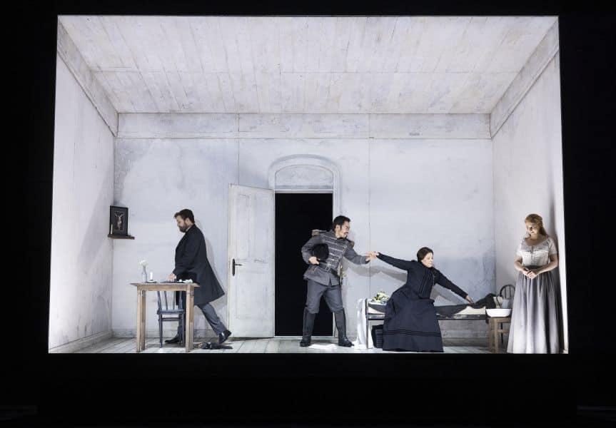 Operaen Faust på Det Kongelige Teater.