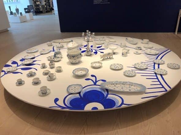 Udstillingen Danske Stel – på Clay Museet i Middelfart.