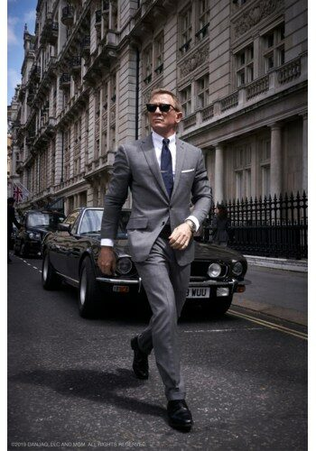Bond 25. No Time to Die