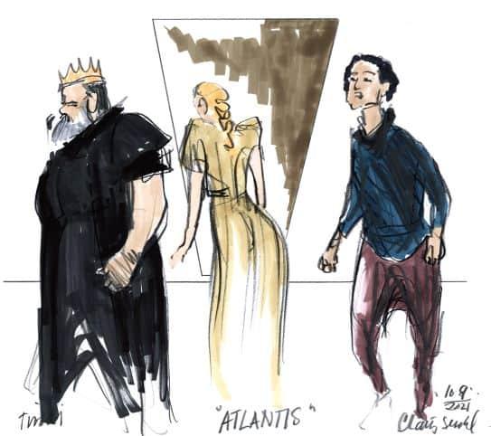 Atlantis – musical i Tivoli.
