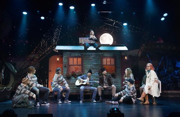 Midt om Natten som musical – tilbage i Tivoli, 2021. Genopsætning.