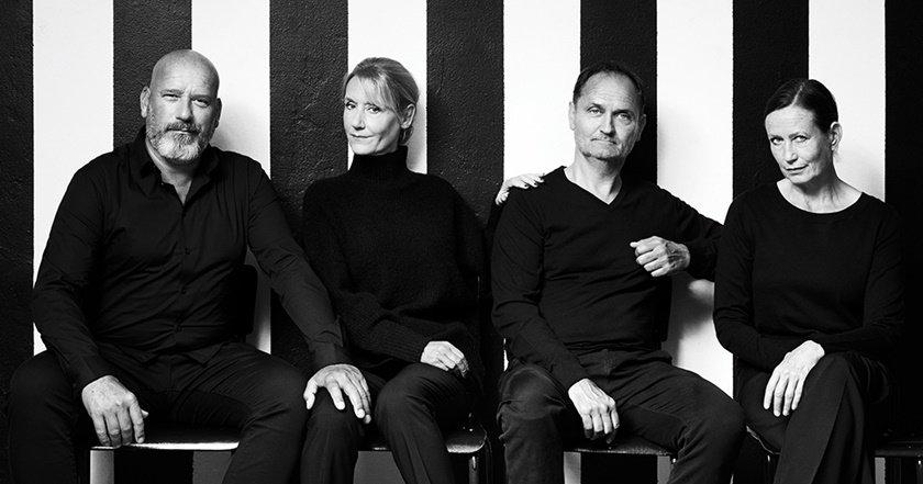 Lars Noréns ægteskabsdrama Sandhed og Konsekvens på Teatret ved Sorte Hest.